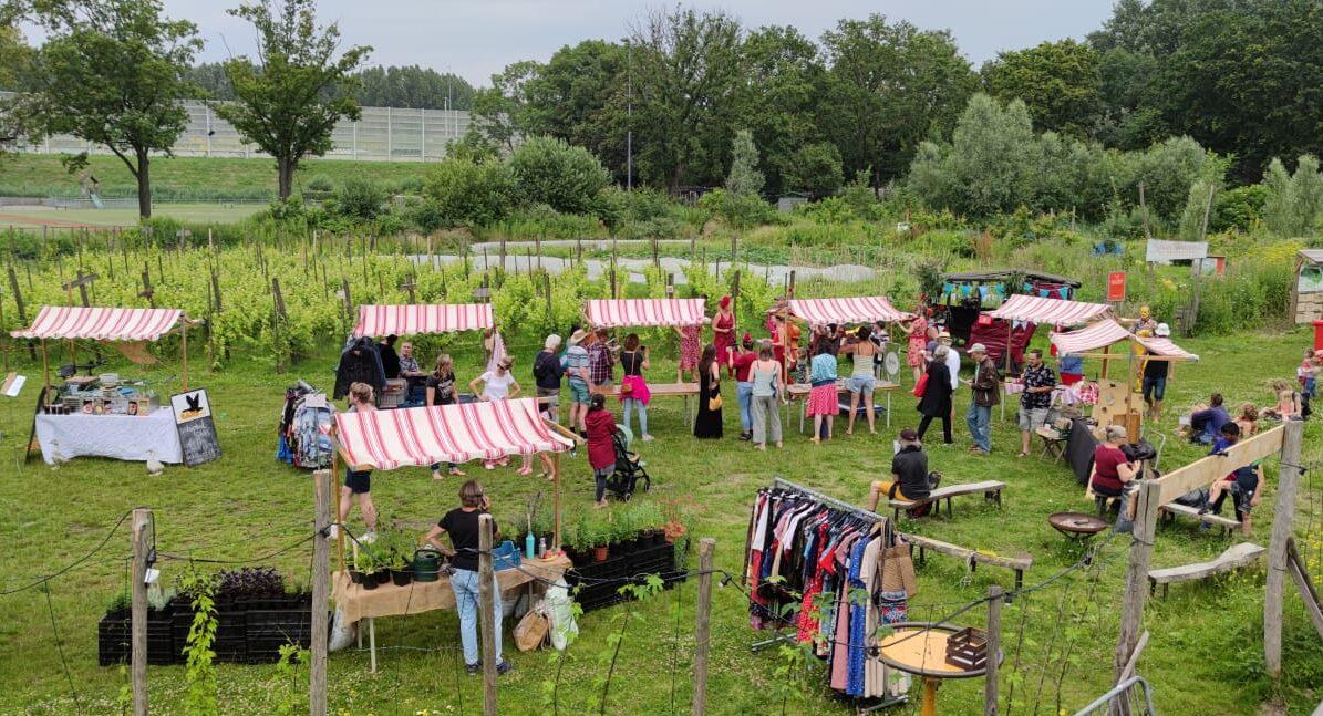 NoordOogst markt